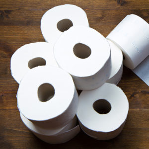HOUSEHOLD TOILET ROLLS
