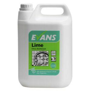EVANS Lime Citrus Disinfectant 5L