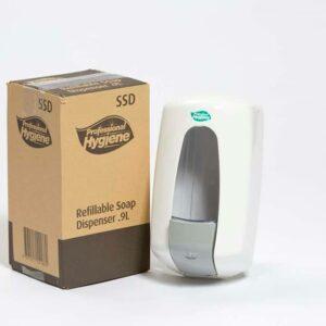 Refillable Soap Dispenser