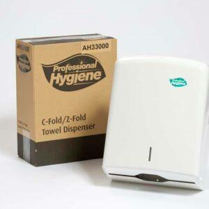 Z Fold Paper Hand Towel Dispenser