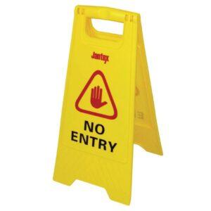 Jantex Safety Sign