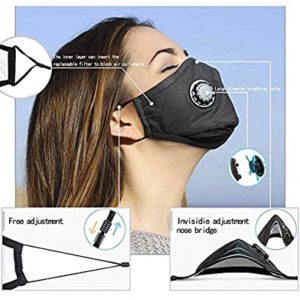 Reusable Face Mask Filter